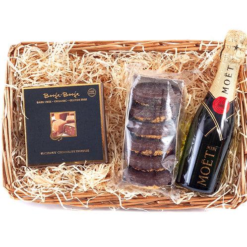 Moet & Chandon Champagne Gluten Free Mini Hamper