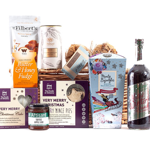 Just Because It's Christmas Hamper - Non Alcoholic