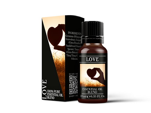 Love - Essential Oil Blends | Mystix London