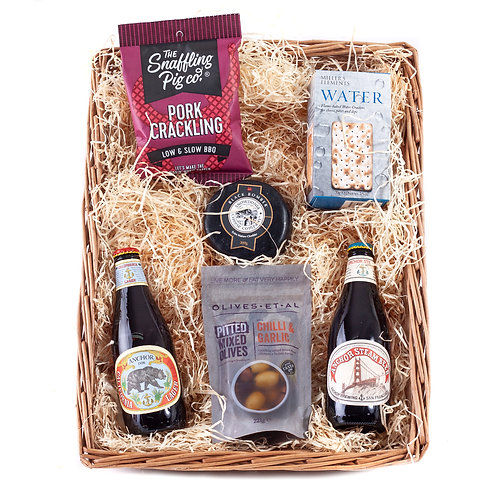 Anchor Beer Hamper
