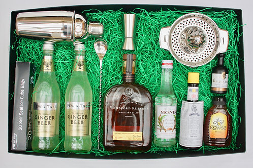 The Whiskey Cocktail Party Box