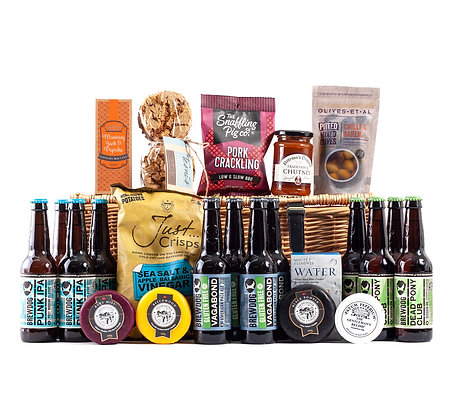 Brewdog Beer Hamper Deluxe