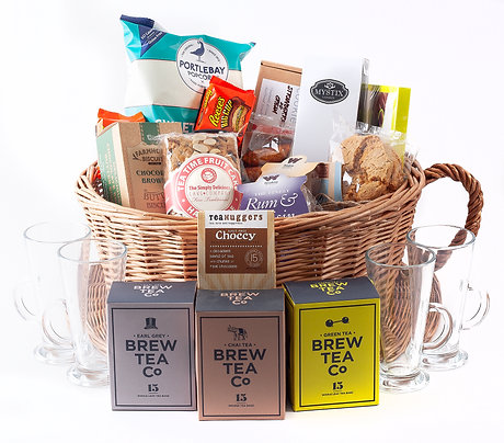 Afternoon Tea Hamper Deluxe - Ultimate Collection