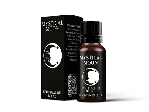 Mystical Moon | Spiritual Oil Blend | Mystix London