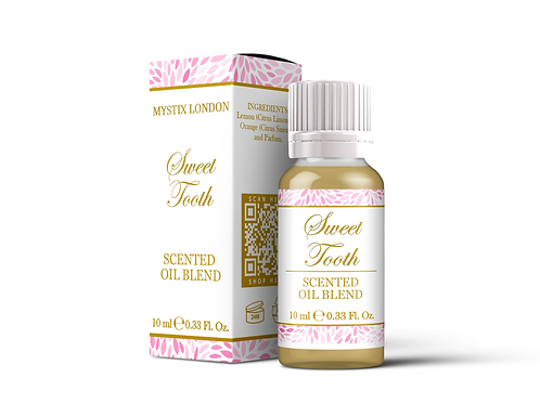 Sweet Tooth - Scented Oil Blend | Mystix London