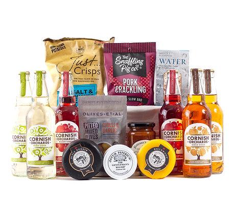 Cornish Orchard Cider Hamper Premium