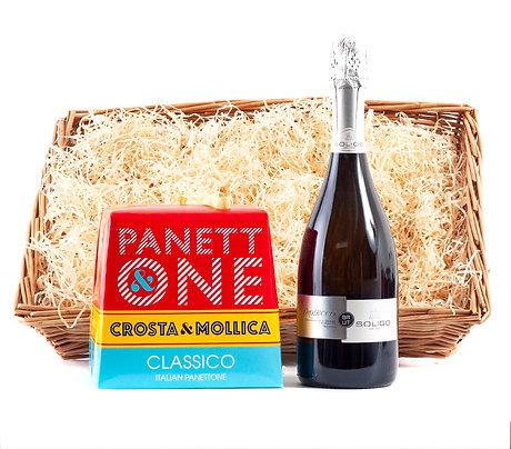 Prosecco & Panettone Hamper