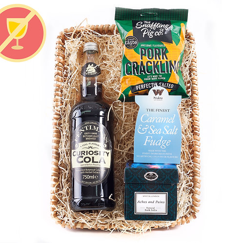 Just Because It's Father's Day Hamper Mini - NON ALCOHOLIC