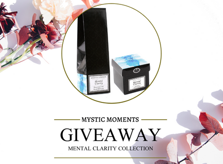 Giveaway - Mental Clarity Collection