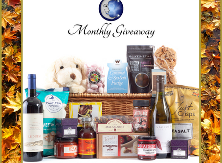 Monthly Giveaway! Summer Bliss Hamper (£130)