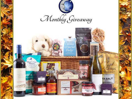 Monthly Giveaway! Summer Bliss Hamper (£130)