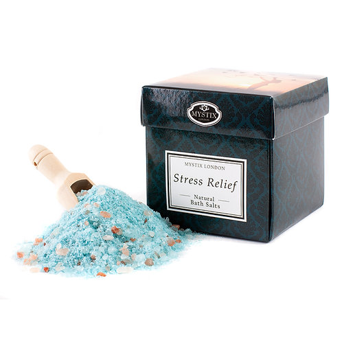 Stress Relief Bath Salt | Mystix Bath Salts
