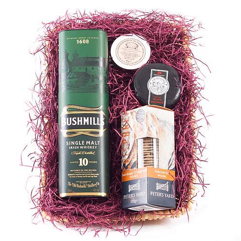 Bushmills Whiskey Hamper