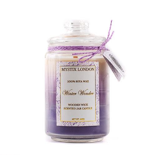 Winter Wonder | Scented Oil Blend Candle | Mystix Candles