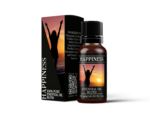 Happiness - Essential Oil Blends | Mystix London