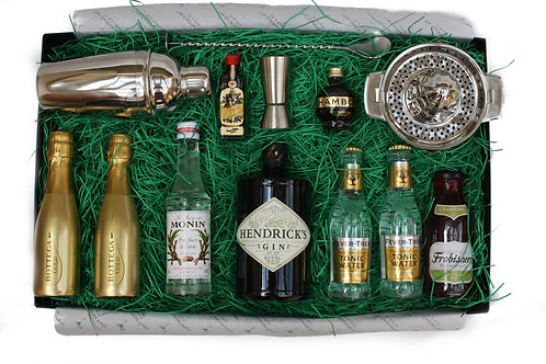The Gin Cocktail Party Box