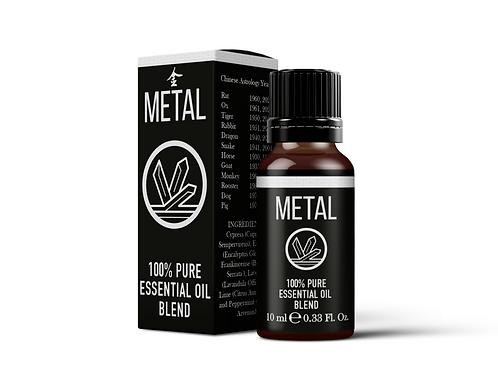Chinese Metal Element  - Essential Oil Blends | Mystix London