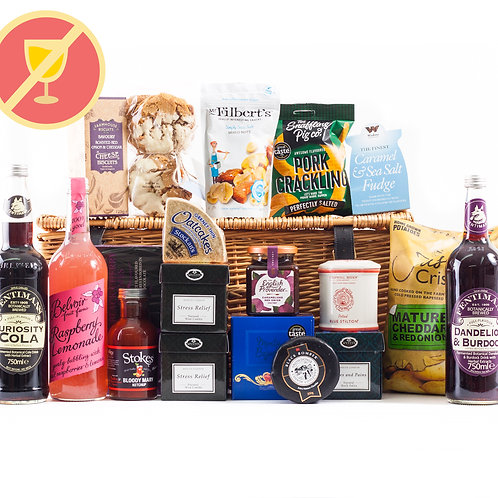 Just Because It's Father's Day Hamper Deluxe - NON ALCOHOLIC