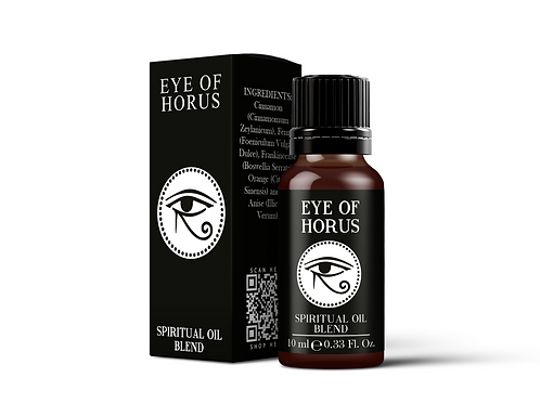 Eye of Horus | Spiritual Oil Blend | Mystix London