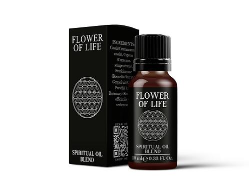 Flower of Life   Spiritual Oil Blend   Mystix London