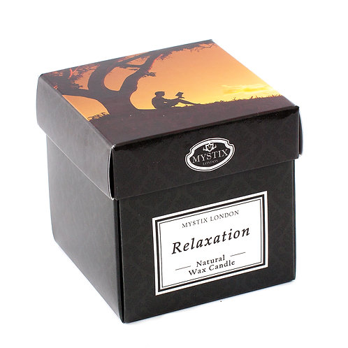 Relaxation Candle | Mystix Candles
