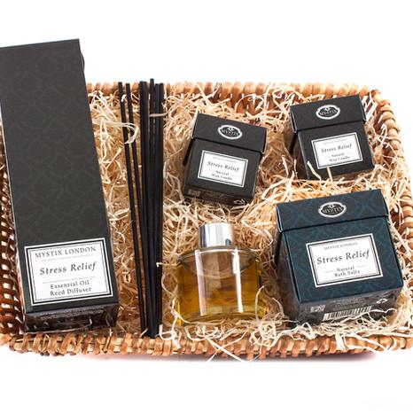 Stress Relief Aromatherapy Hamper - HAMP