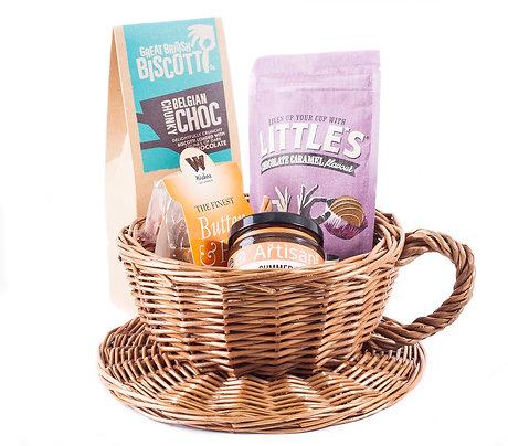 Morning Coffee Hamper - Chocolate Caramel