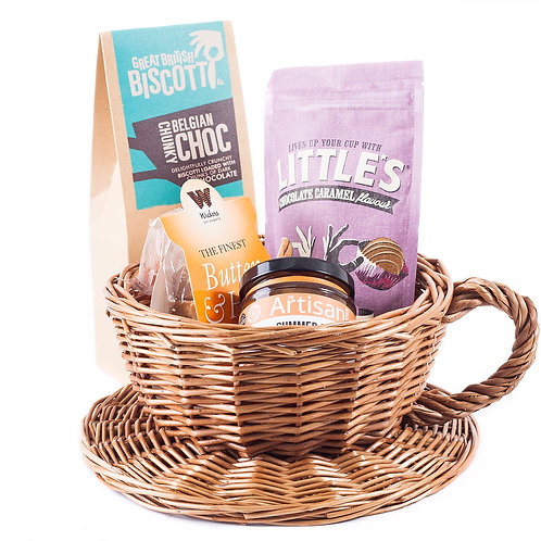 Morning Coffee Hamper - Chocolate Caramel