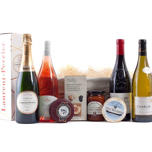 Fine French Wine Hamper Premium