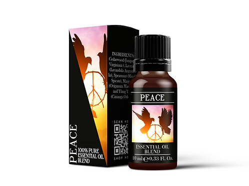 Peace - Essential Oil Blends | Mystix London