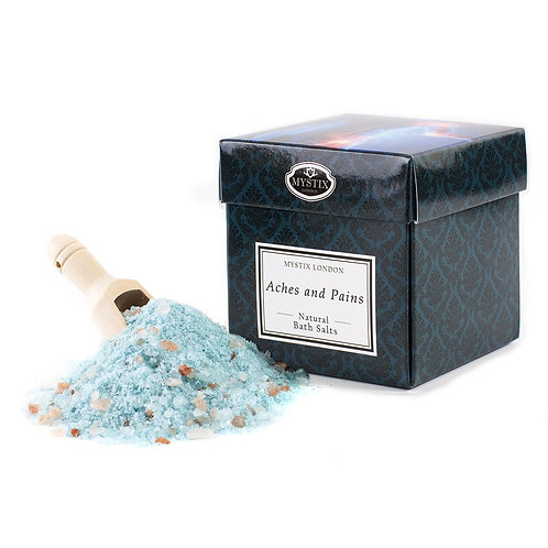 Aches & Pains Bath Salt | Mystix Salts
