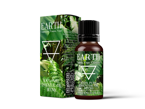 The Earth Element  - Essential Oil Blends | Mystix London