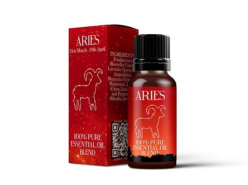 Aries - Zodiac Sign Astrology Essential Oil Blend