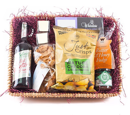 Winter Wonders Hamper Non Alcoholic