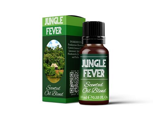 Jungle Fever - Scented Oil Blend | Mystix London