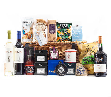Just Because It's Father's Day Hamper Deluxe