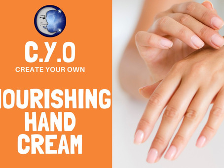 Create Your Own - Nourishing Hand Cream