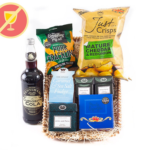 Just Because It's Father's Day Hamper - NON ALCOHOLIC