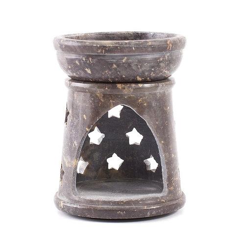 Mini Star Soapstone Oil Burner