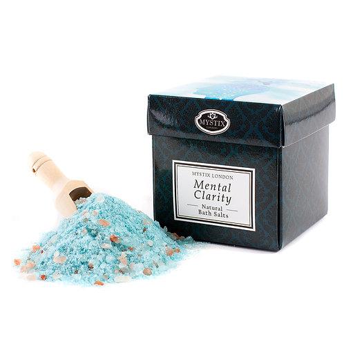 Mental Clarity Bath Salt | Mystix Bath Salts