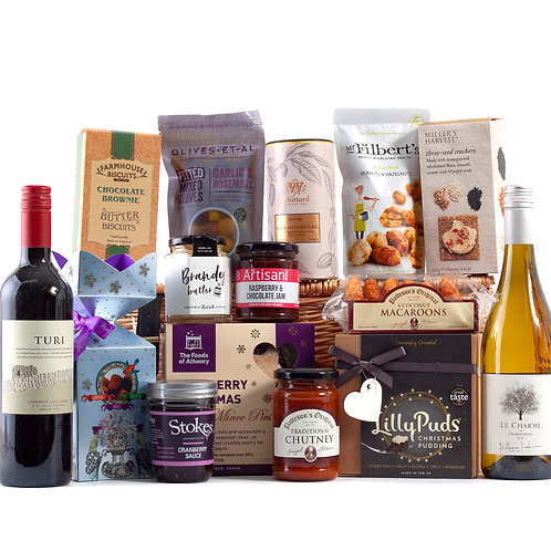 Christmas Pantry Hamper Premium