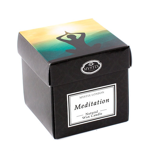Meditation Candle | Mystix Candles