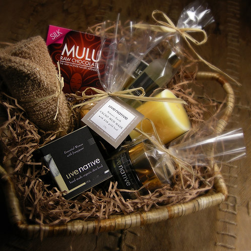 fresh face hamper