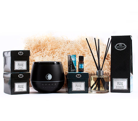 Mental Clarity Aromatherapy Deluxe Hamper