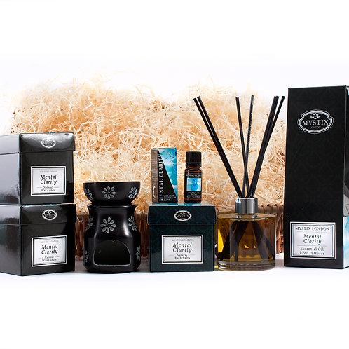 Mental Clarity Aromatherapy Premium Hamper