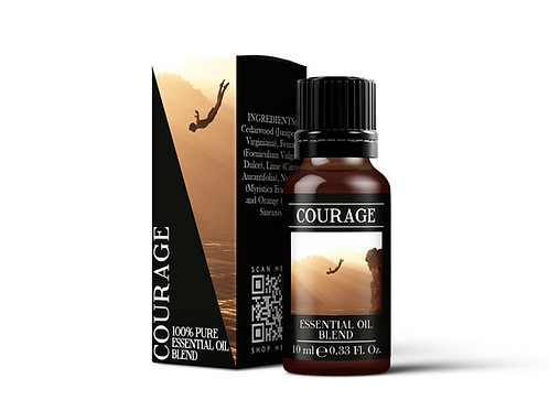 Courage - Essential Oil Blends | Mystix London