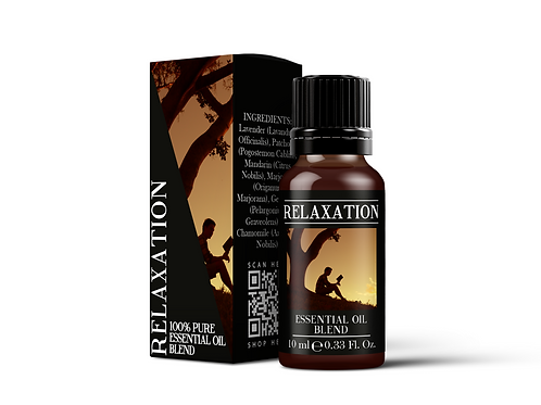 Relaxation - Essential Oil Blends | Mystix London
