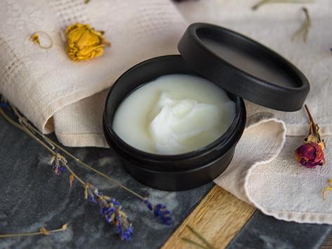 Coconut Massage Butter