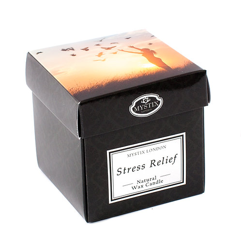 Stress Relief Candle | Mystix Candles