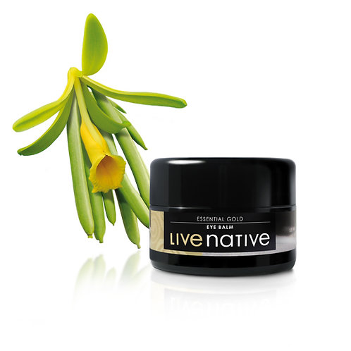 essential gold rejuvenating eye balm